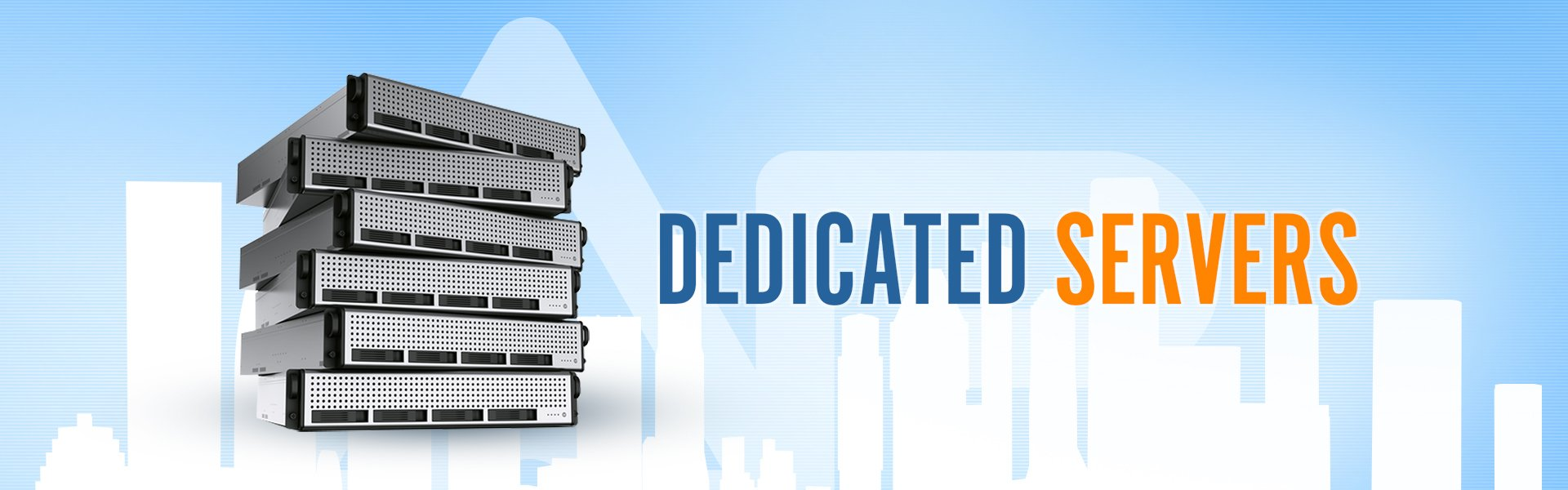 Buy Dedicated Servers Hosting