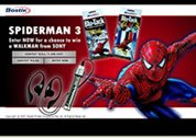 Bostik - Spiderman 3 Contest
