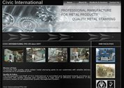 CIVIC INTERNATIONAL PTE LTD (Metal Stamping)