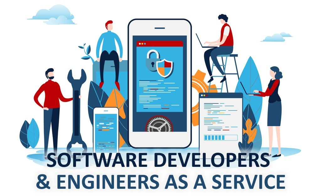 Hire Software Developers and Engineers as a Service